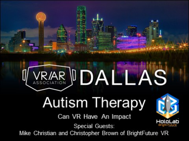 Autism Therapy: Can Virtual Reality (VR) Have An Impact?