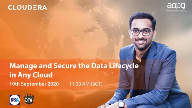 Manage and Secure the Data Lifecycle in Any Cloud