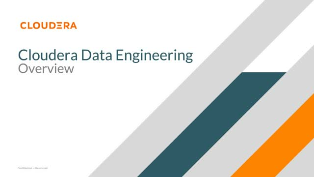 Data Engineering in the enterprise: How to accelerate and scale your data pipeli