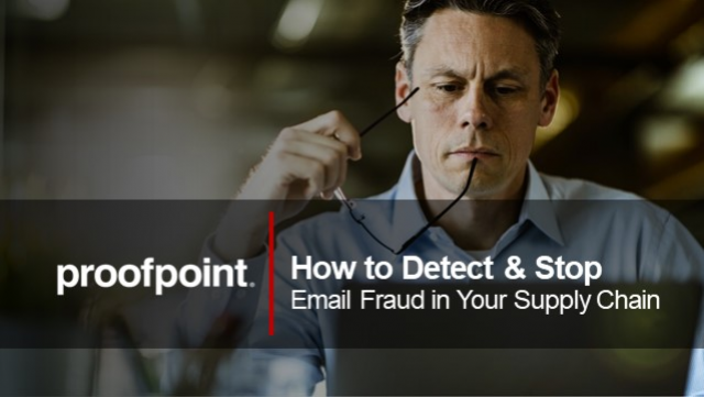 How to Detect & Stop Email Fraud in Your Supply Chain