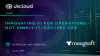 Innovating AI for Operations – Not simply IT / Dev / Sec Ops