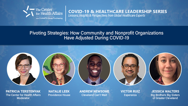 How Community & Nonprofit Organizations Pivoted During COVID-19