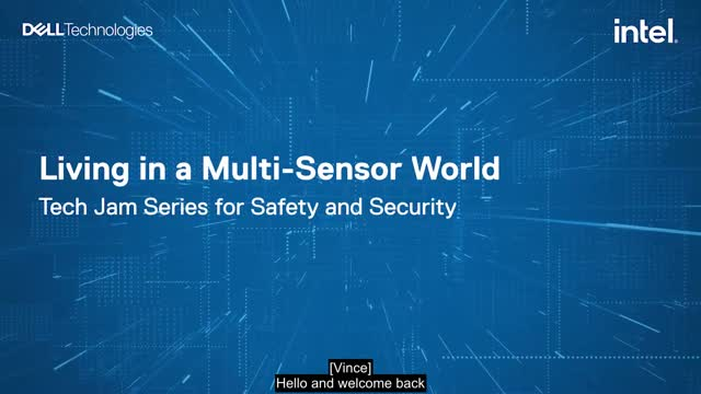 Living in a multi-sensor world:  How do I pull the systems together