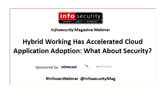 Hybrid Working Has Accelerated Cloud Application Adoption: What About Security?