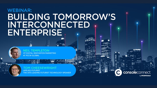 Building Tomorrow's Interconnected Enterprise