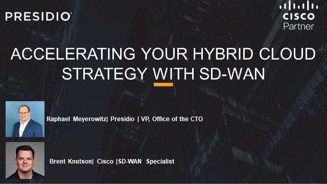 Accelerating your Hybrid Cloud Strategy