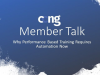 Member Talk - Why Performance Based Training Requires Automation Now