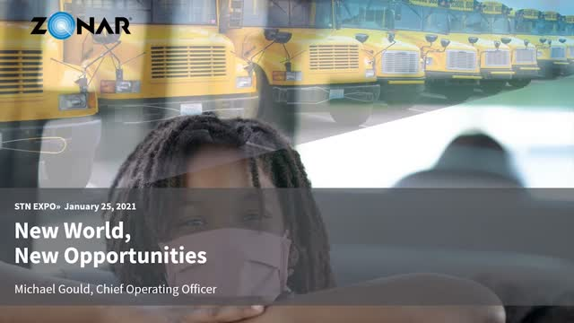 """""""New World, New Opportunities"""" (STN EXPO Virtual 2021)"""