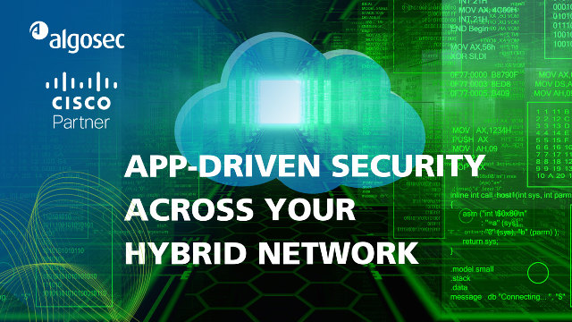 App-Driven Security Across Your Hybrid Network