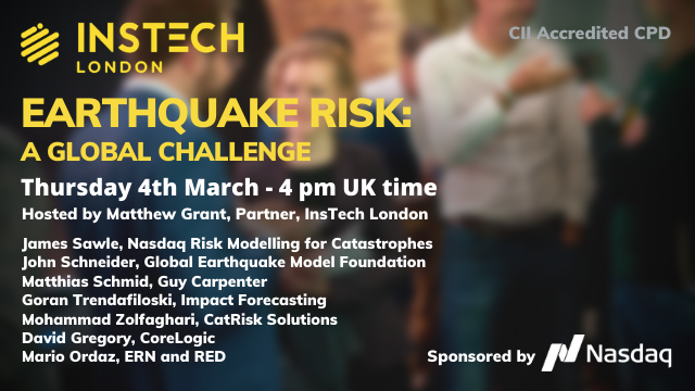 Earthquake Risk – a Global Challenge