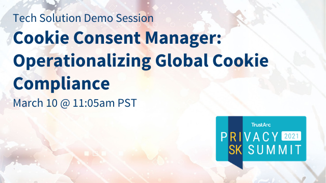 Cookie Consent Manager: Operationalizing Global Cookie Compliance (30m)