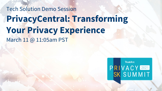 PrivacyCentral: Transforming Your Privacy Experience (30m)