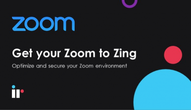 Get your Zoom to Zing