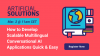 How to Develop Scalable Multilingual Conversational AI Applications Quick & Easy