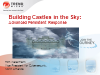 Building Castles in the Sky:  Advanced Persistent Responses