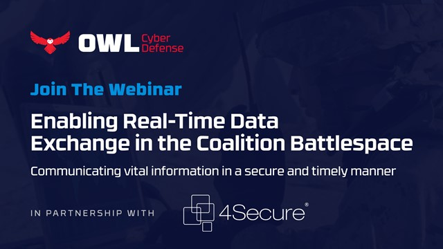 Enabling Real-time Data Exchange in the Coalition Battlespace