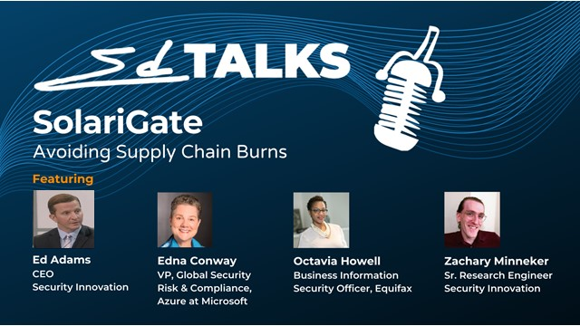 Avoiding Supply Chain Burns, featuring Edna Conway & Octavia Howell