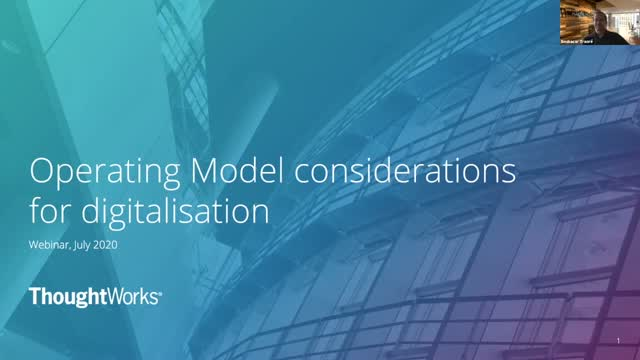 The influence of the Operating Model on successful digitisation (in German)