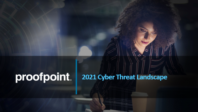 2021 Cyber Threat Landscape