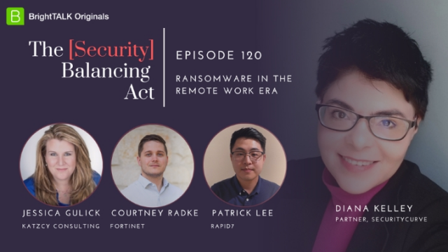 Ransomware in the Remote Work Era