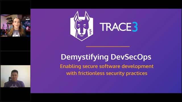 Demystifying DevSecOps with Snyk & Trace3