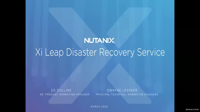 Simple, Affordable, No-Install Disaster Recovery