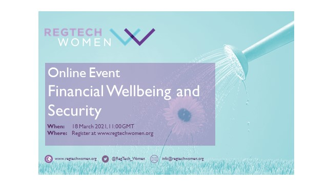 Planning for Financial Wellbeing and Security