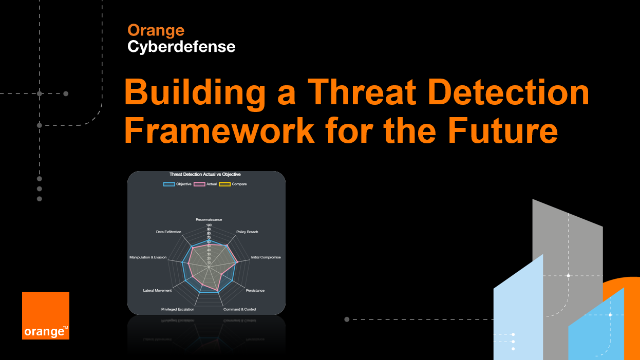 Building a Threat Detection Framework for the future