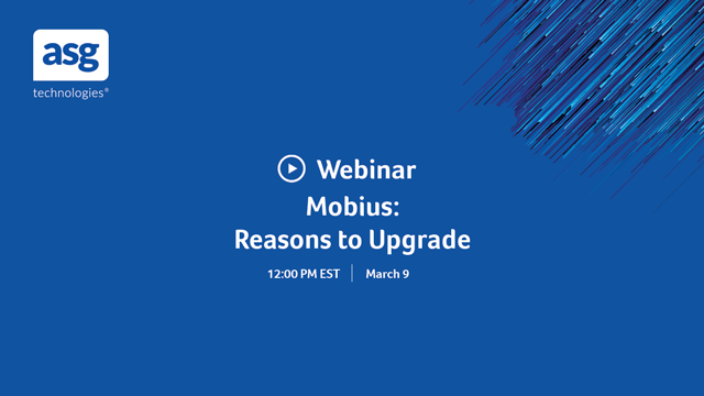 Mobius: Reasons to Upgrade