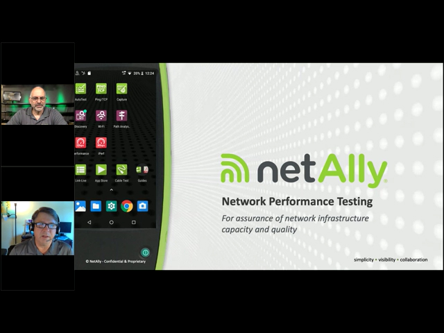 Know Your Network - Performance Testing for Network Quality Assurance