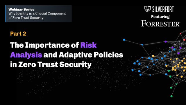 Risk Analysis and Adaptive Policies in Zero Trust Security (EMEA/APAC)