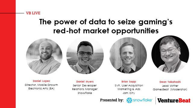 The power of data to seize gaming's red-hot market opportunities