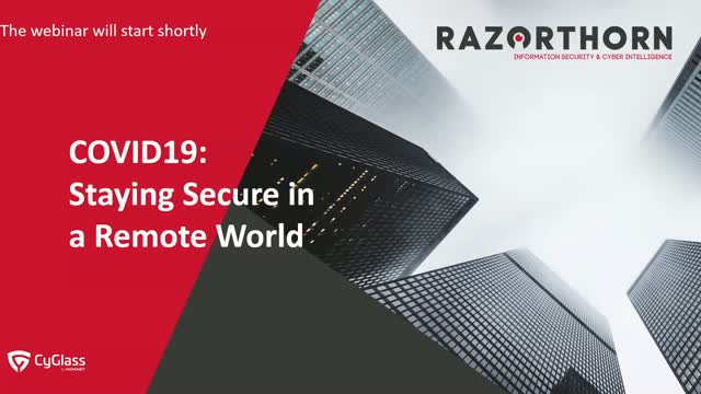 RAZORTHORN: Staying Secure in a Remote World