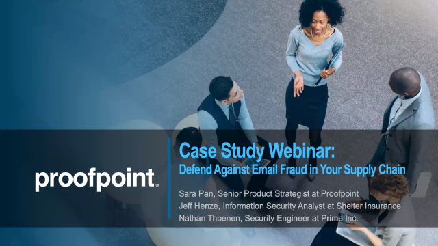 Case Study: Defend Against Email Fraud in Your Supply Chain