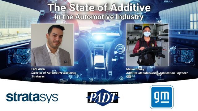 PAAC - The State of Additive in the Automotive Industry