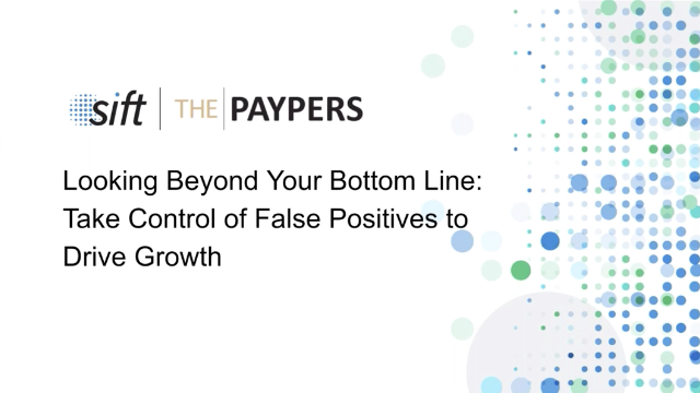 Looking Beyond your Bottom Line: Take Control of False-Positives