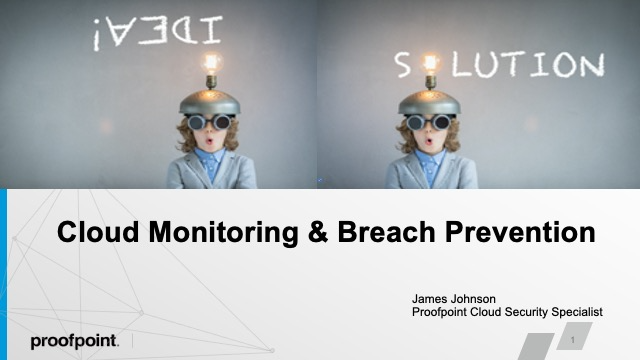 Cloud Security Threat – Cloud Monitoring and Breach Prevention