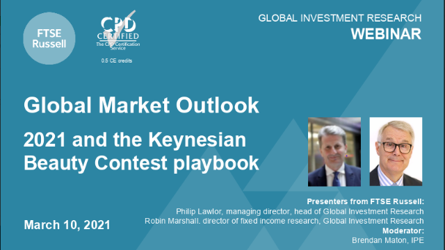 Global Market Outlook: 2021 and the Keynesian Beauty Contest playbook