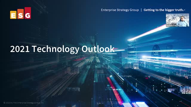 2021 Technology Outlook