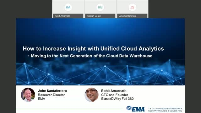 How to Increase Insight with Unified Analytics