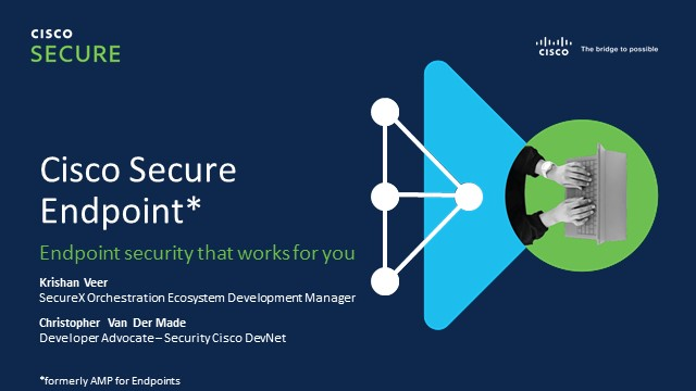 Automating with Cisco Secure Endpoint
