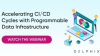 Accelerating CI/CD Cycles with Programmable Data Infrastructure