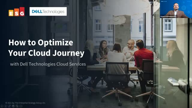 How to Optimize Your Cloud Journey with Dell Technologies Cloud Services