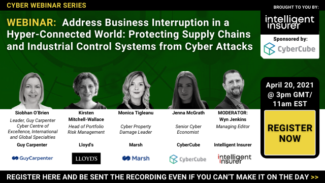 Address Business Interruption in a Hyper-Connected World