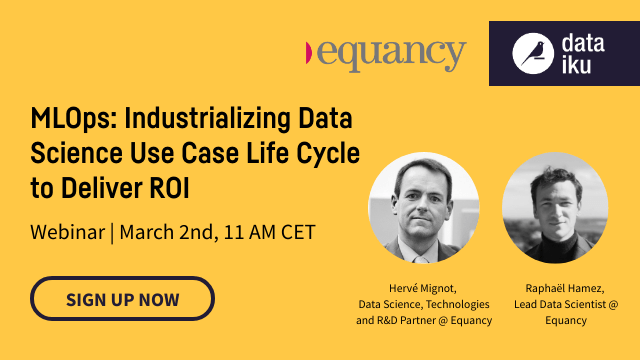 MLOps: Industrializing Data Science Use Case Life Cycle to Deliver ROI