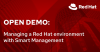 Opend Demo: Managing a Red Hat environment with Smart Management (1/26)