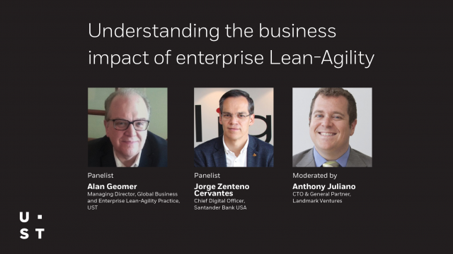 Understanding the Business Impact of Enterprise Lean-Agility
