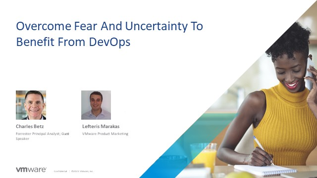 Overcome Fear And Uncertainty To Benefit From DevOps