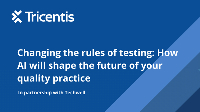 Changing rules of testing: How AI will shape the future of your quality practice