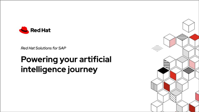 Powering your artificial intelligence journey
